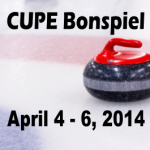 CUPE bonspiel 2014