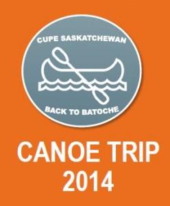 Canoe Trip 2014