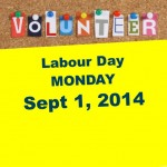 Labour Day 2014_volunteers