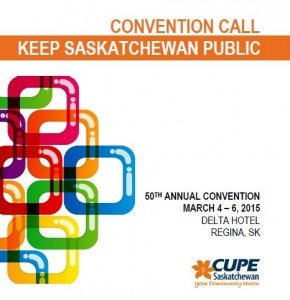 Convention Call 2015