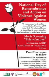 Dec 6 2014_Movie Screening_Saskatoon