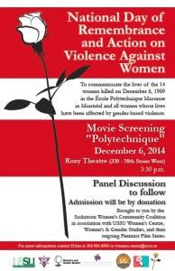 Dec 6 2014_Movie Screening_Saskatoon