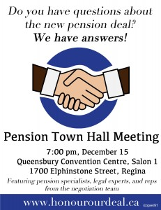 Pension Town Hall Dec 15 2014