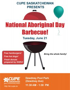 AbDay BBQ Poster